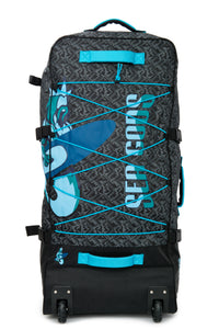 Seagods Stand Up Paddleboards Wheeled carry bag
