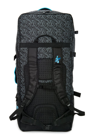 Seagods Stand Up Paddleboards Wheeled carry bag back straps