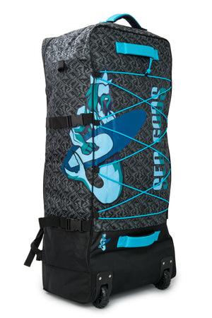 Seagods Stand Up Paddleboards Wheeled carry bag side