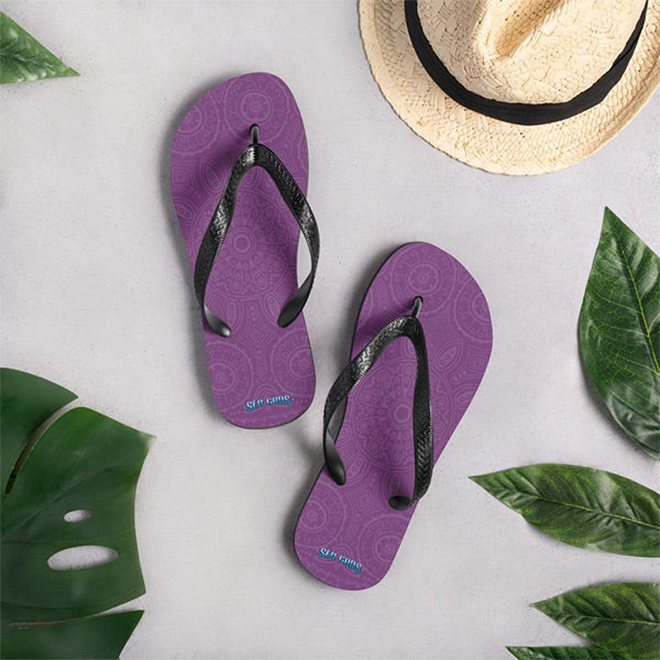 Sea Gods purple colour Diatom sandals