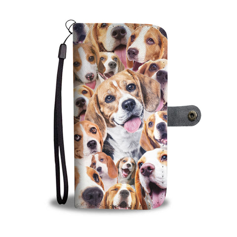 BEAGLE WALLET CASE - 02