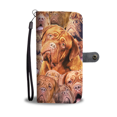 DOGUE DE BORDEAUX WALLET CASE - 02
