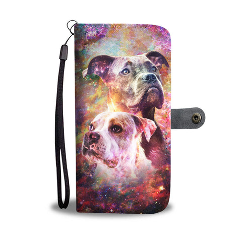 AMERICAN PITBULL TERRIER WALLET CASE - 03
