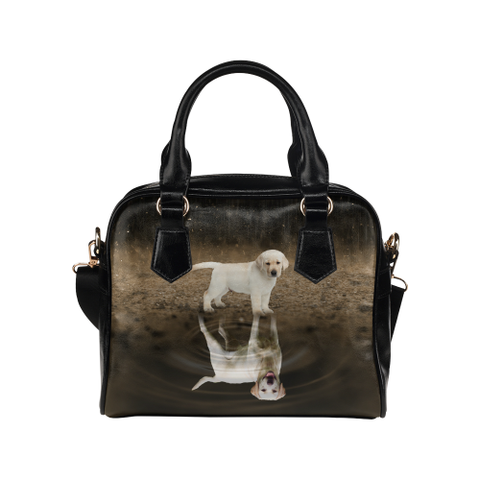 Labrador Retriever Shoulder Handbag