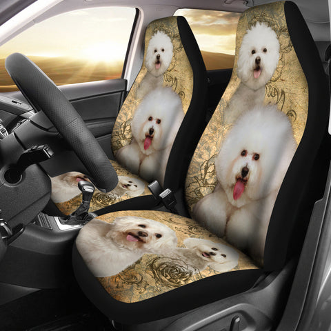 BICHON CAR SEAT COVERS