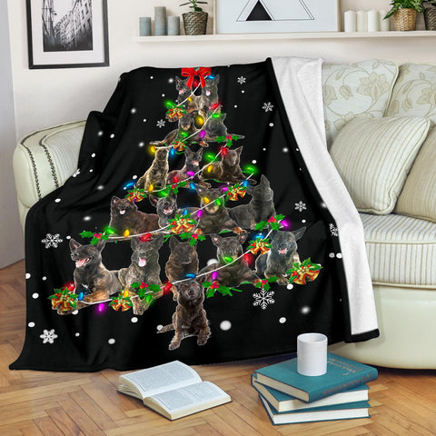 Dutch Shepherd Christmas Tree