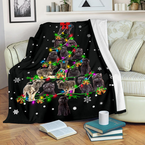 Affenpinscher Christmas Tree