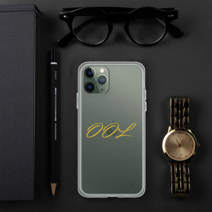 Personalised iPhone 11 Pro Clear Case