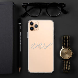 Personalised iPhone 11 Pro Max Clear Case
