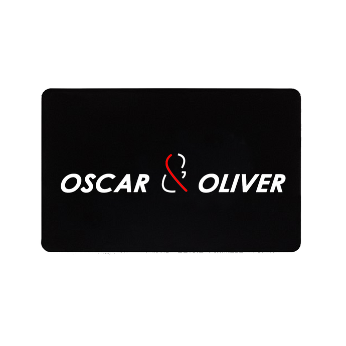 Oscar and Oliver Gift Card
