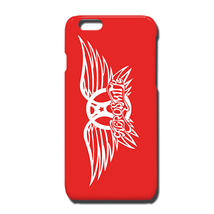 Aerosmith Red Logo iPhone Case Cover