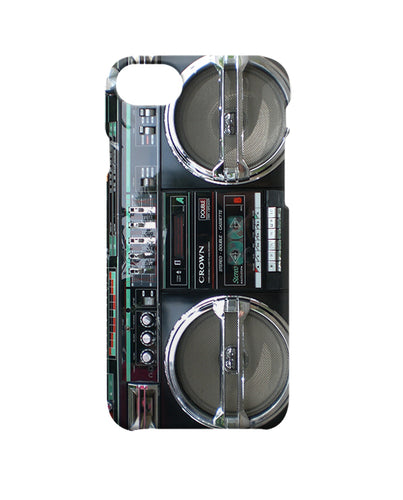 Cassette Player Tape Recorder Apple iPhone Case