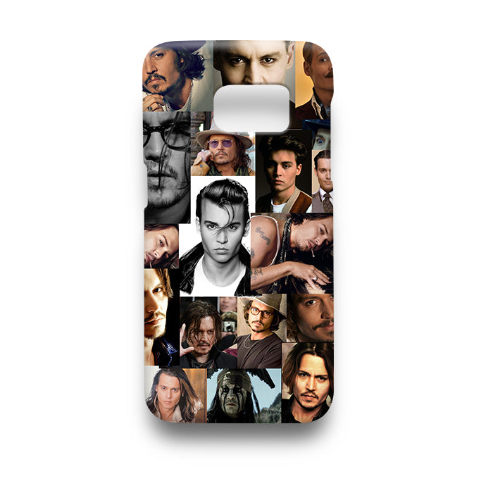 Johnny Depp Samsung Phone Case Cover