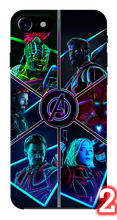 Avenger Infinity War Phone Case for Apple