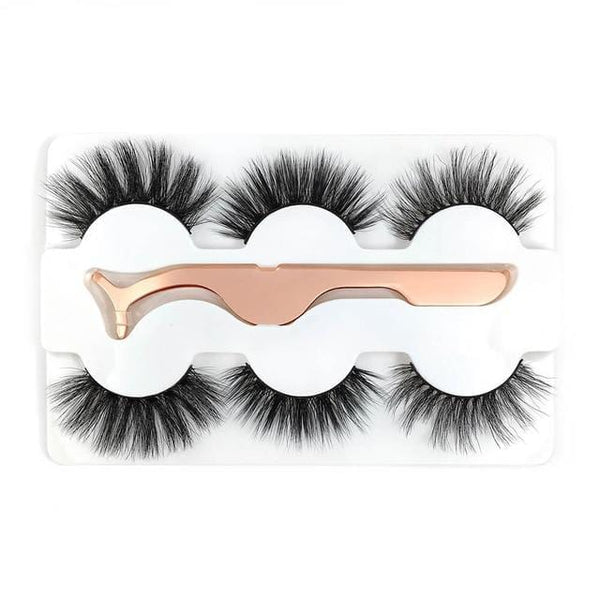 Queen Bee 6D Mink Lashes - The Magical Unicorn Shop
