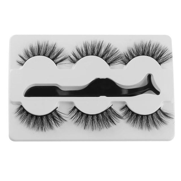 Sultry Smile 3D Mink Lashes - The Magical Unicorn Shop