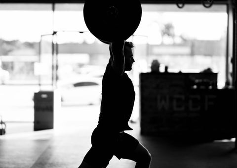 CrossFit Open 2021 CrossFit Games Olympic Weightlifting