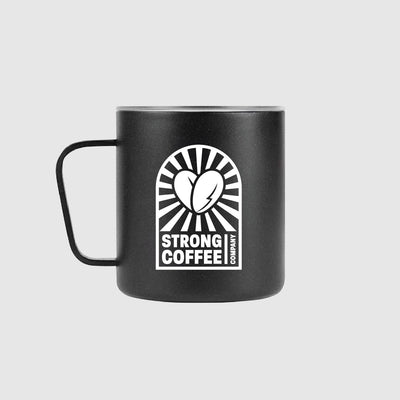 MiiR Camp Cup (Black) - Strong Coffee Company