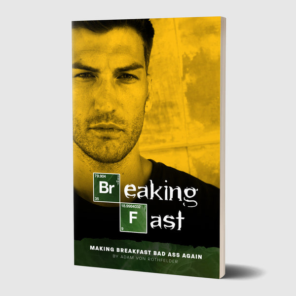 """Breaking Fast"" eBook - Strong Coffee Company"