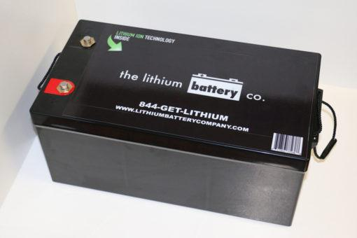12V 80AH Lithium Ion Battery- Lithium Battery Company