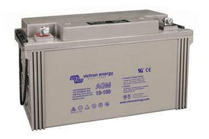 Victron Energy 12V-130Ah AGM Deep Cycle Battery