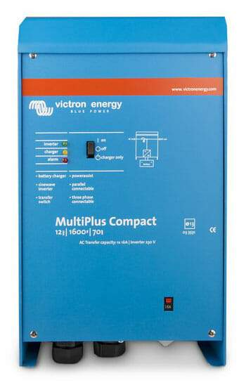Victron Multiplus Compact Inverter Charger 12/1200/50-16 230V VE.BUS - Sea People Depot