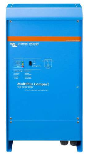 Victron MultiPlus Compact 12/2000/80-50 120V VE.BUS Inverter Charger - Sea People Depot