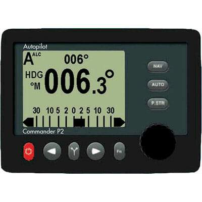 ComNav Marine Commander Mono Display Control Head - Sea People Depot