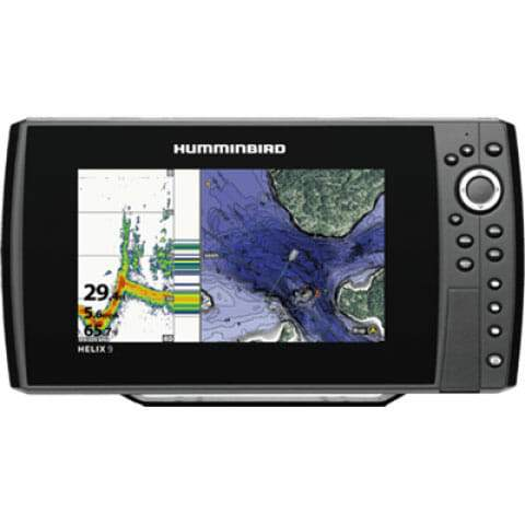 Humminbird Helix 9 CHIRP GPS G2N Chartplotter/Fishfinder - Sea People Depot