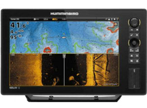 Humminbird SOLIX 12 Chirp Mega SI GPS Combo - Sea People Depot