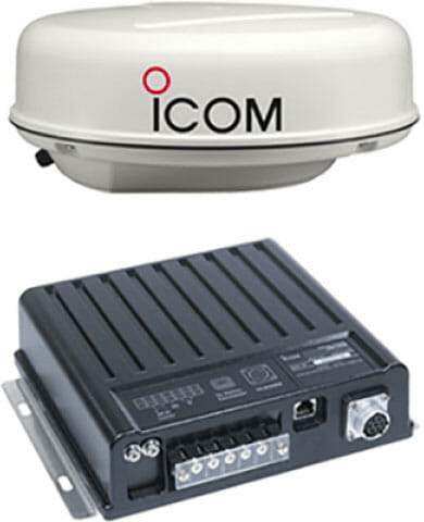 Icom 4KW 2' Radome Radar - Sea People Depot