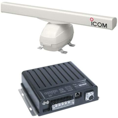 Icom 4KW, 4' Open Array Radar - Sea People Depot