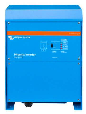 Victron Phoenix Inverter 24/5000 - 230V VE. Bus - Sea People Depot