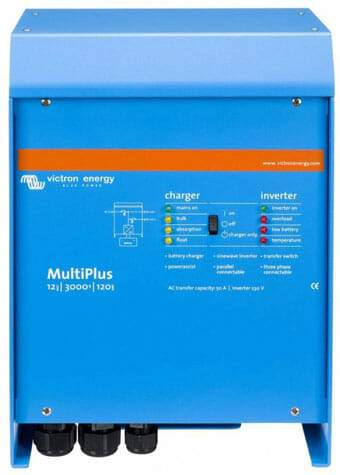 Victron MultiPlus Inverter Charger 12/3000/120-50 230V