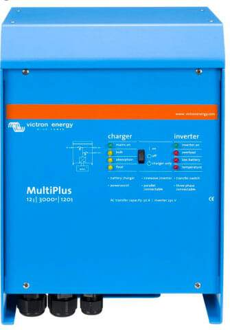Victron MultiPlus 12/3000/120-50 120V Inverter Charger - Sea People Depot