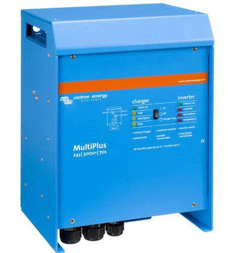 Victron MultiPlus 24/3000/70-50 120V VE.BUS Inverter Charger - Sea People Depot