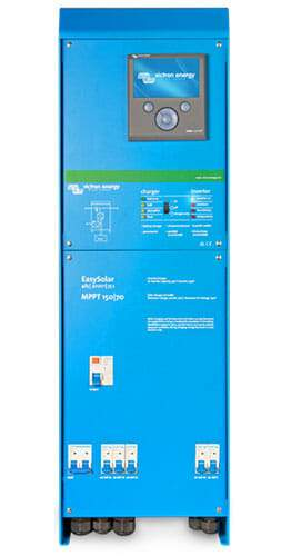 Victron Easysolar 48/3000/35-50 MPPT 150/70 with Color Control Panel - Sea People Depot