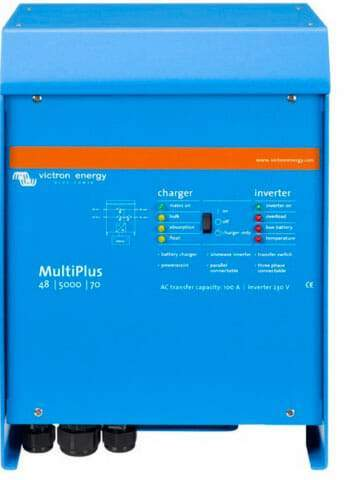 Victron MultiPlus 48/5000/70-100 230V Inverter Charger - Sea People Depot