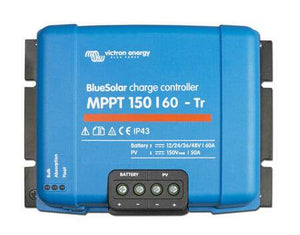 Victron Energy BlueSolar MPPT Charge Controller 150/60-Tr - Sea People Depot