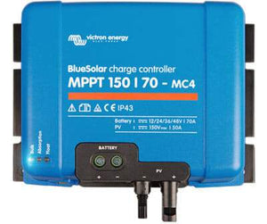 Victron Energy BlueSolar MPPT Charge Controller 150/70-MC4 - Sea People Depot