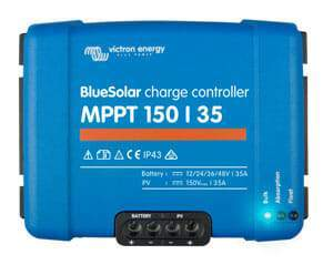 Victron Energy SmartSolar MPPT 150/35 Charge Controller - Sea People Depot