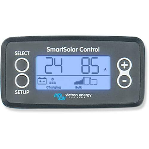 Victron Energy SmartSolar Control Display - Sea People Depot