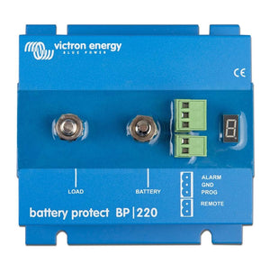 Victron BP220 BatteryProtect 12/24V -220 A - Sea People Depot