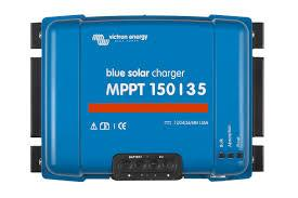 Victron Energy Blue Solar MPPT 150/35 Solar Charge Controller - Sea People Depot