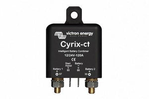 Victron Cyrix-Li-charge 12/24V-120A intelligent charge relay - Sea People Depot