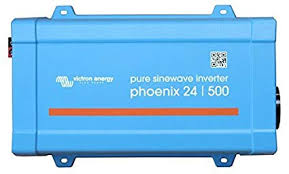 Victron Phoenix Inverter 24/500 120V VE.Direct NEMA 5-15R - Sea People Depot