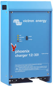 Victron Phoenix Battery Charger 12/30 (2+1) 120-240V - Sea People Depot