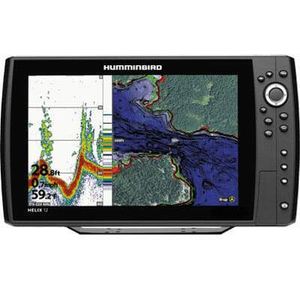 Humminbird Helix 12 CHIRP GPS G2N Combo - Sea People Depot