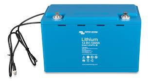 Victron Energy LIFEPO4 Battery 12,8V/100AH Smart - Sea People Depot