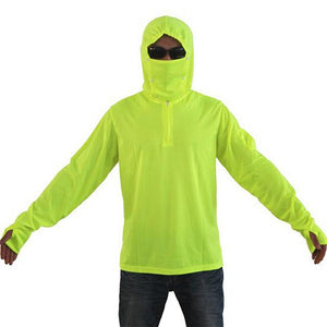 Men UV fishing jacket - Sea People Depot